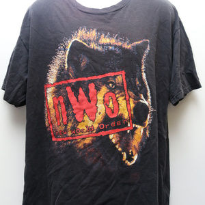 Other - 1998 VTG WCW World Championship Wrestling NWO Tee